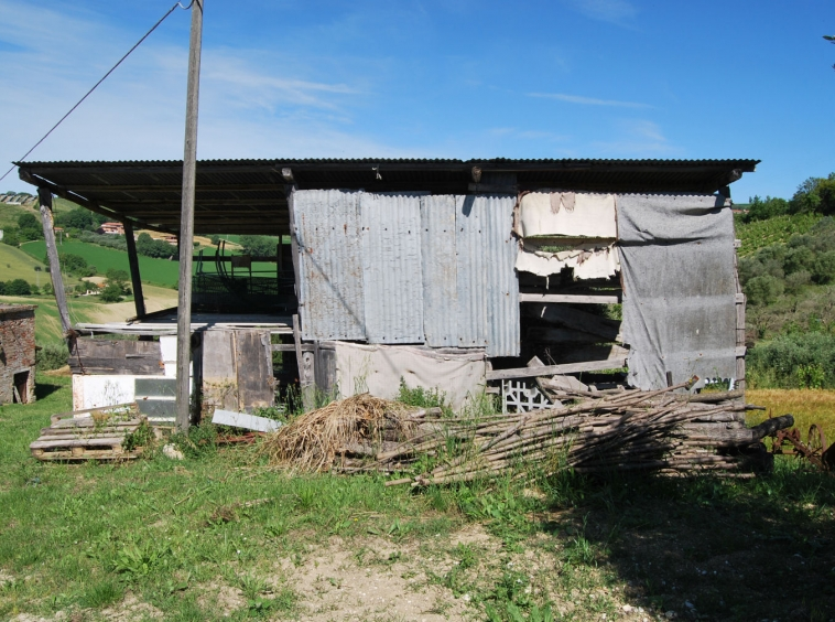 Country house near Ripatransone