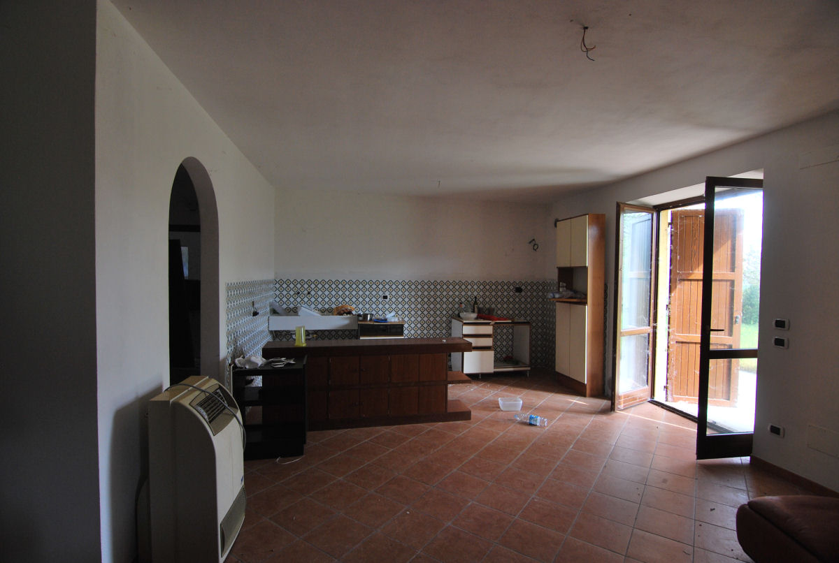 Country house in Monte San Giusto