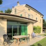 Country house with pool in Montefiore dell'aso