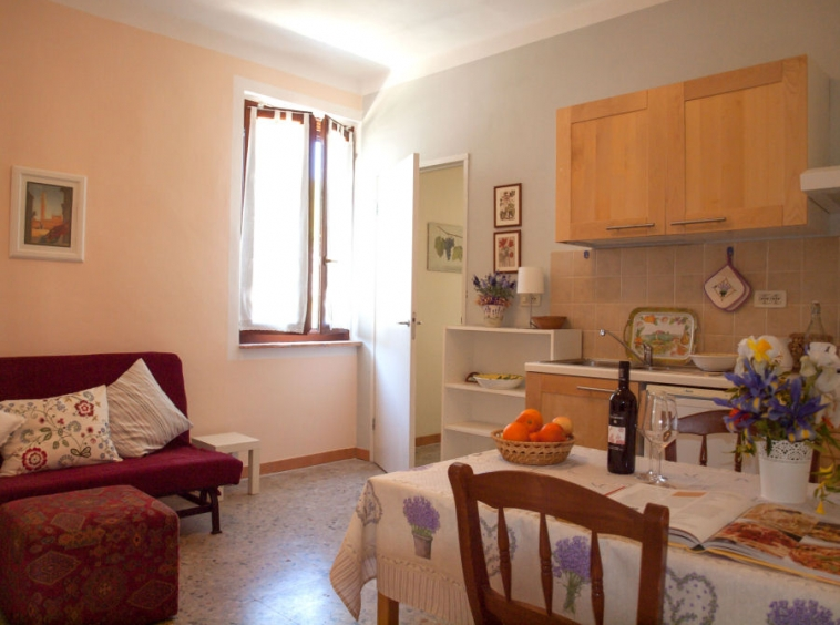 Agriturismo with campsite and organic farm.