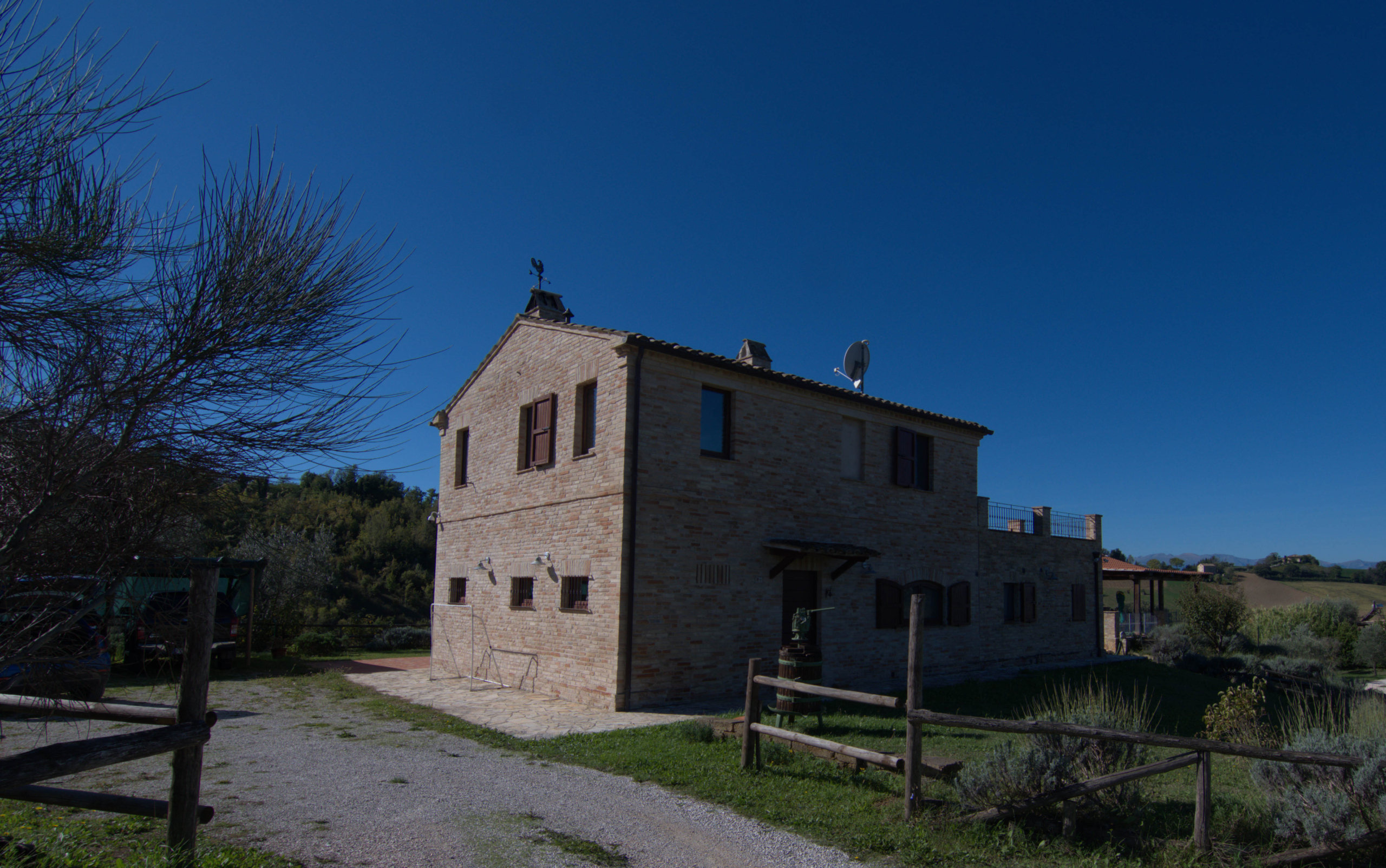 Country house with winery
