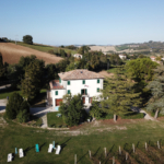 AGRITURISMO WITH SMALL CAMPSITE