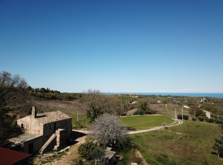 sea view in le marche