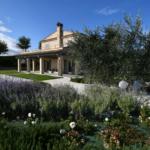 villa with seaview